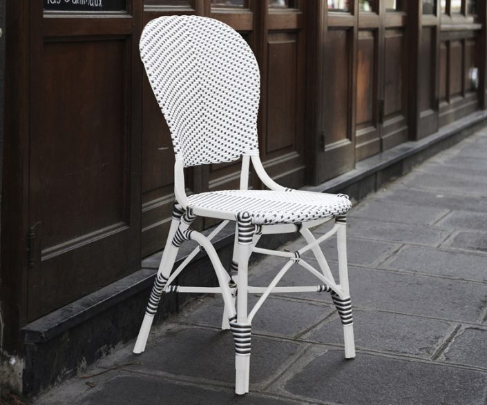Krzesło Isabell Alu Affaire  Sika