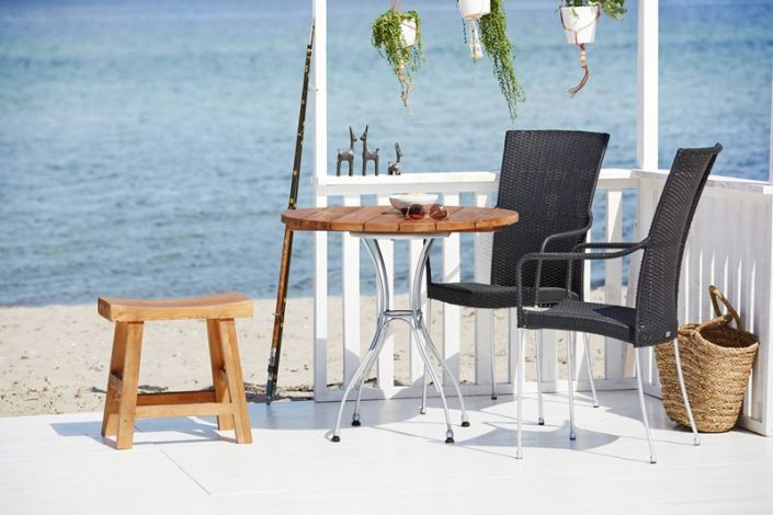 Taboret Charles Exterior  Sika