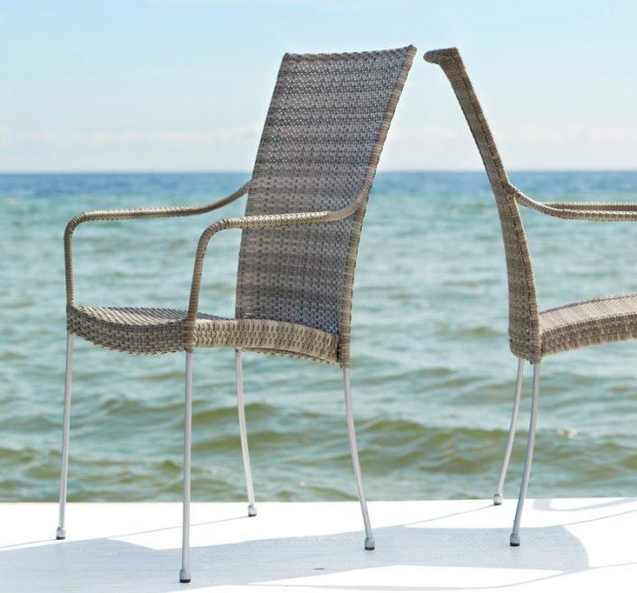 Krzesło ogrodowe Saturn Avangarde  Sika