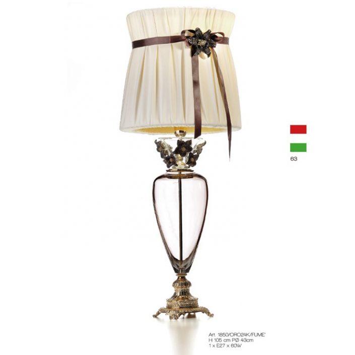 Klasyczna lampa stołowa Il Paralume Marina