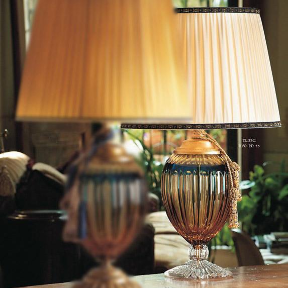 Luksusowa lampa z kryształu TL33C Il Paralume Marina