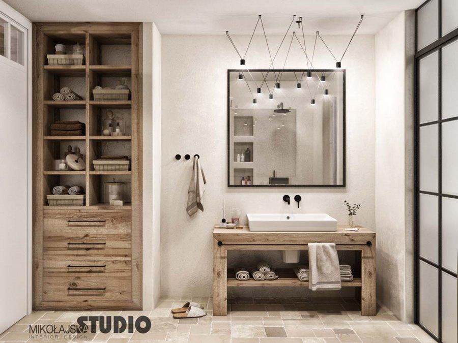 łazienka W Stylu Skandynawskim Garść Inspiracji Skandynawią