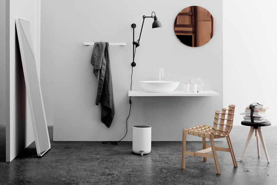Aranżacja łazienki w stylu skandynawskim
