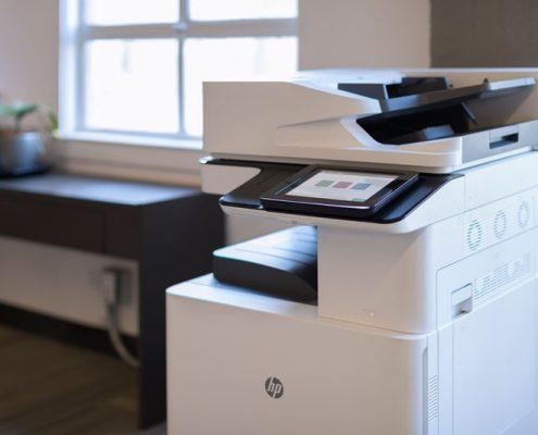 Bezpieczna i funkcjonalna drukarka A3