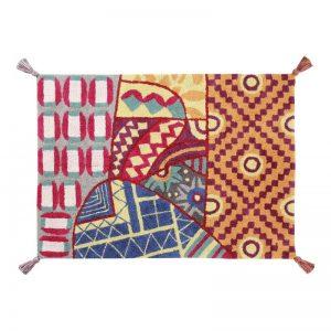 Kolorowy dywan do prania 120x160 Indian Lorena Canals