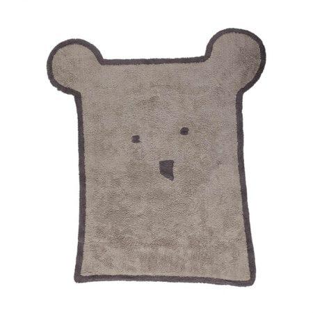 Brązowy dywan do prania Miś 120x160 Lorena Canals