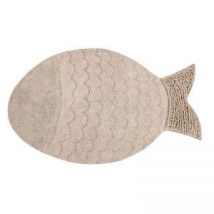 Beżowy dywan Ryba do prania 110x180 Lorena Canals