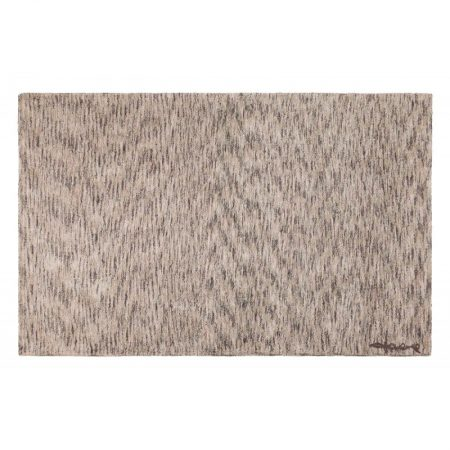 Prostokątny, różowo-beżowy dywan do prania Mix Lorena Canals