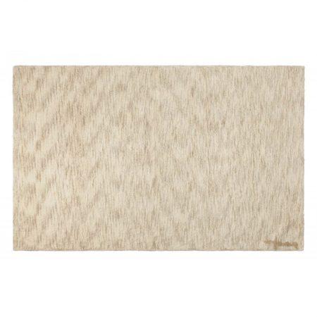 Prostokątny, beżowy dywan do prania Mix Lorena Canals