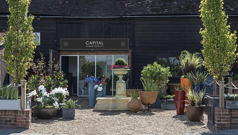 Donice ozdobne Capital Garden