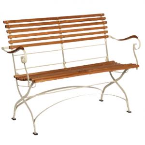Elegancka ławka ogrodowa Sa306