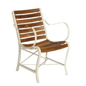 Fotel ogrodowy z podłokietnikami Sa320