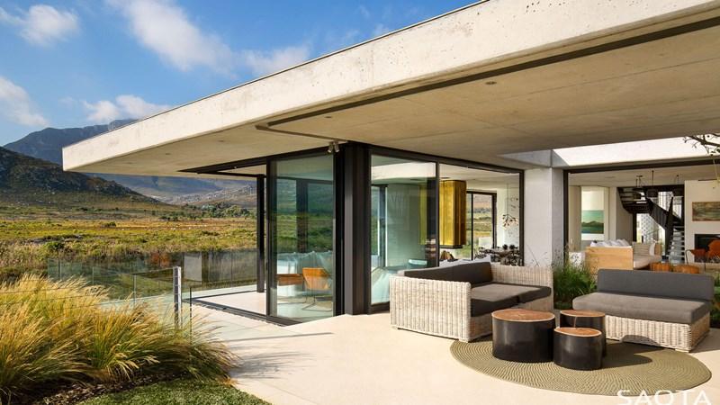 Inspiracje ze świata Restio River House