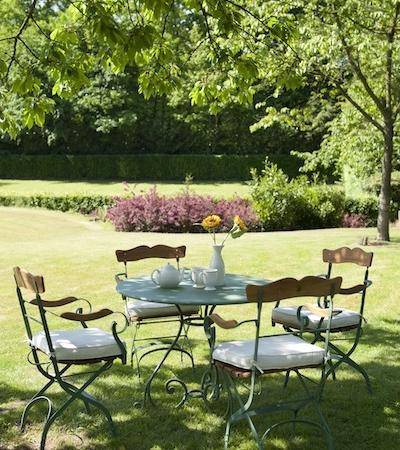Klasyczne krzesło ogrodowe Sa300