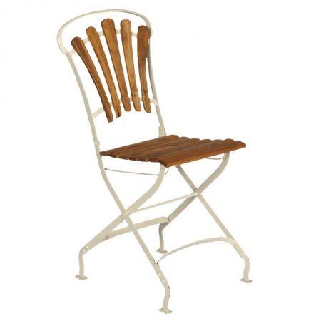 Krzesło ogrodowe bez podłokietników Sa307