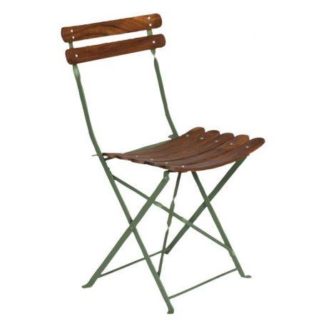 Krzesło ogrodowe bez podłokietników Sa315