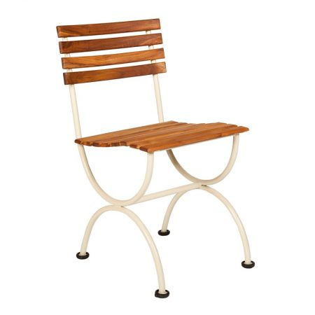 Krzesło zewnętrzne bez podłokietników Sa708