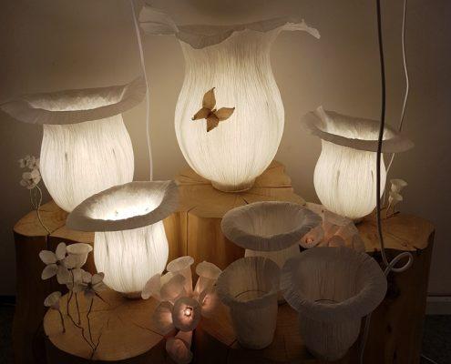 Lampy z papieru Charlot & Cie