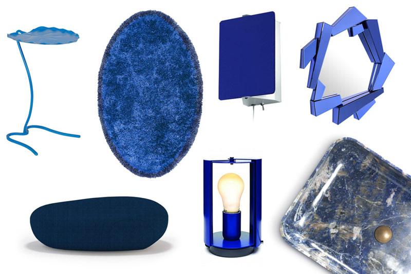 Niebieska łazienka - dodatki