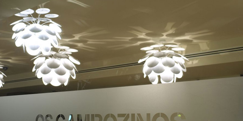 Piękne lampy Marset
