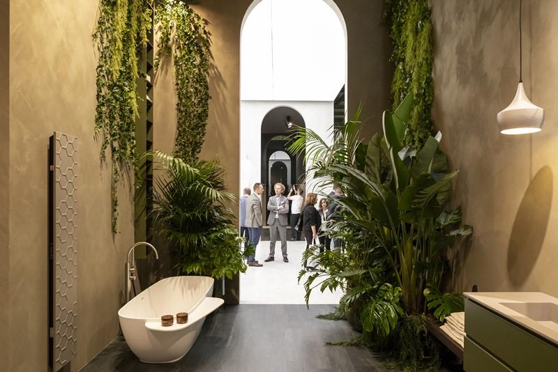 Aranżacja łazienki Salone del Mobile