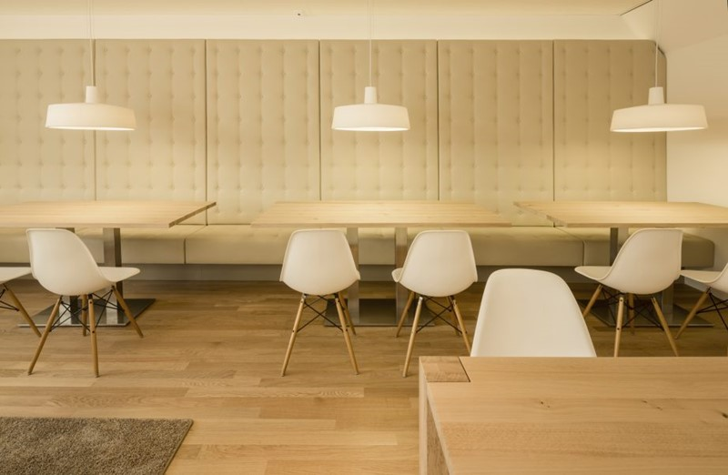 Jasne przestrzenie biurowe BarentsKrans