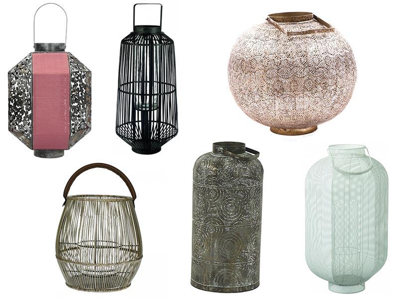 Lampiony styl japoński