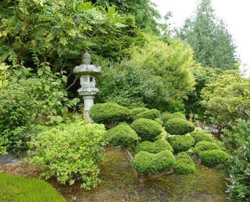 Orientalne motywy w ogrodzie