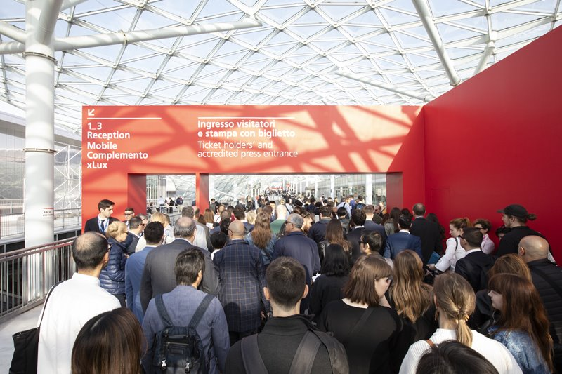 Salone del Mobile 2018 relacja z targów