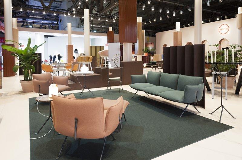 Salone del Mobile 2018 stoisko Magis