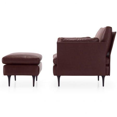 Nowoczesny fotel Bau HMD
