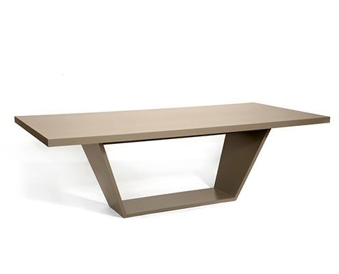 Nowoczesny stół Trape