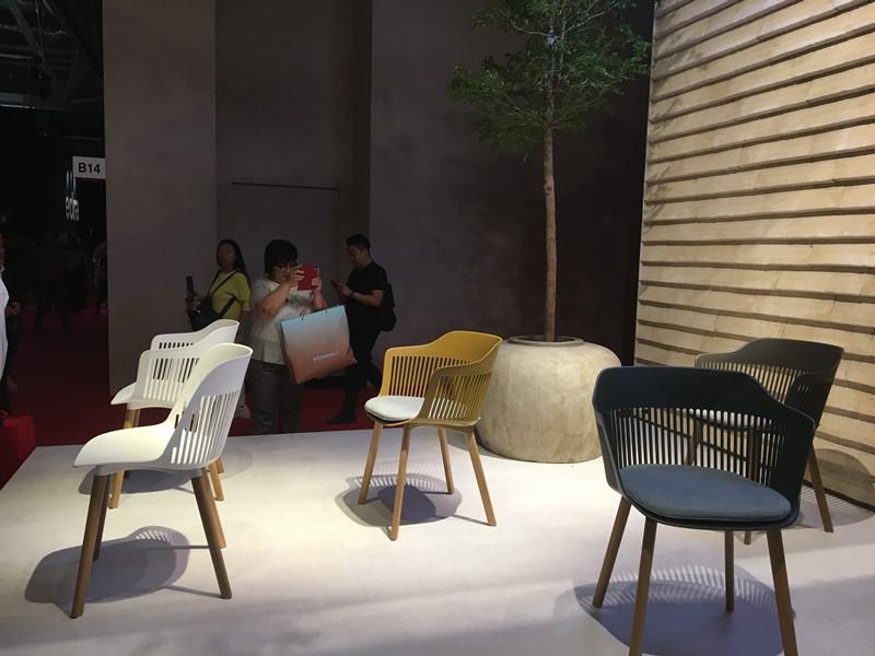 Styl japoński we wnętrzach krzesło