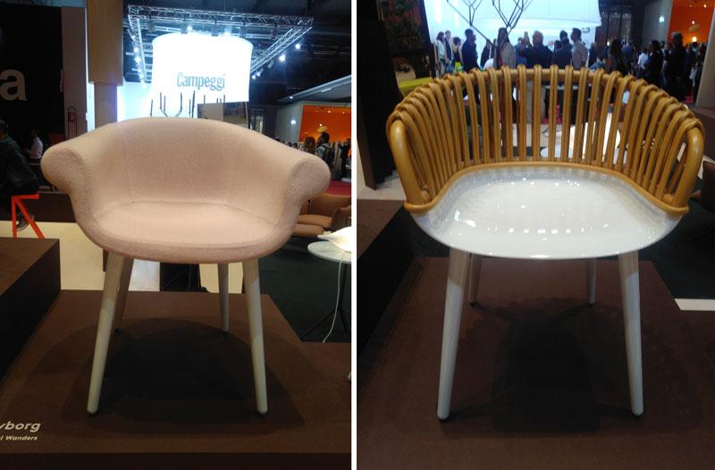 Designerskie krzesła Cyborg Magis