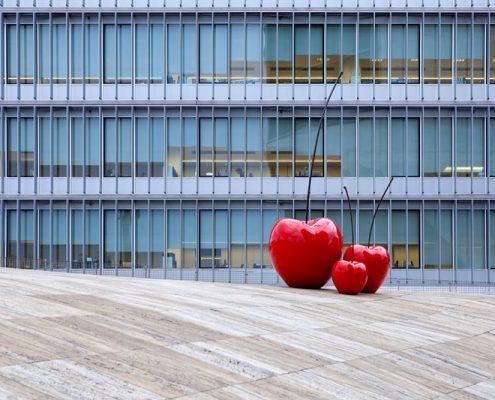 Ekskluzywne rzeźby w przestrzeni publicznej