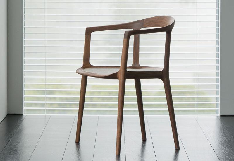 Designerskie krzesła Krzesło DC10 od Miyazaki