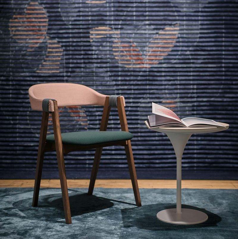 Designerskie krzesła Krzesło Matilda, proj. Patricia Urquiola dla Moroso