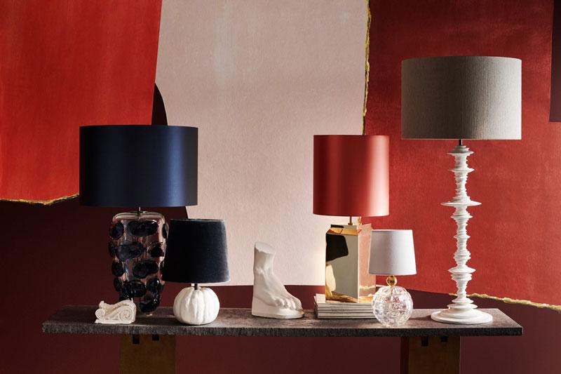 Lampy jako dzieła sztuki Chronicle Lores