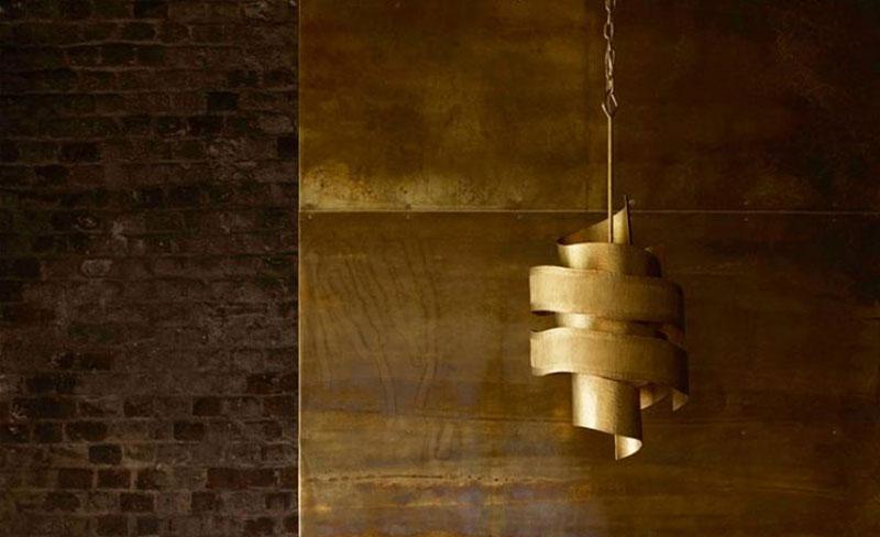 Lampy jako dzieła sztuki Porta Romana Nomad