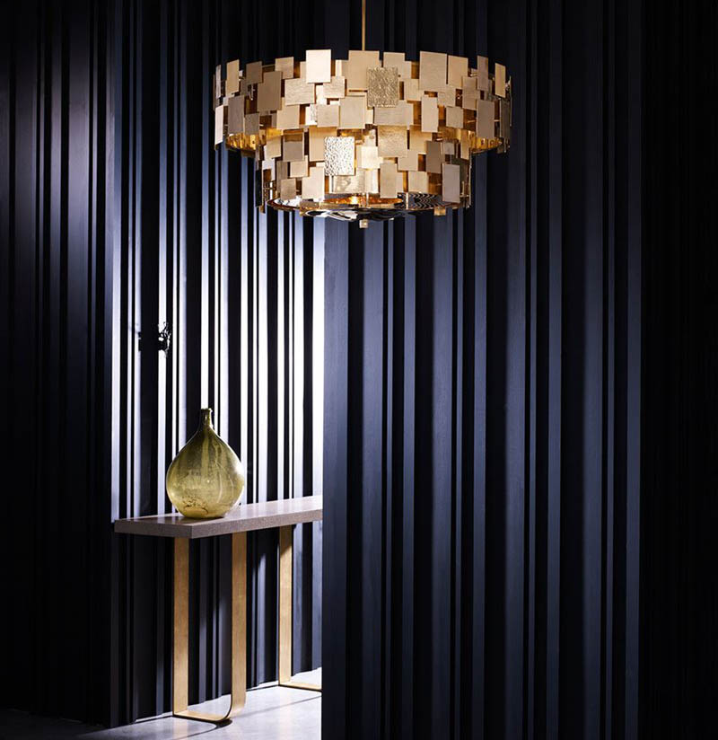 Lampy jako dzieła sztuki Porta Romana Photon Luca