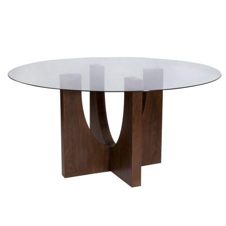 Nowoczesny stół okrągły i prostokątny Enzo HMD