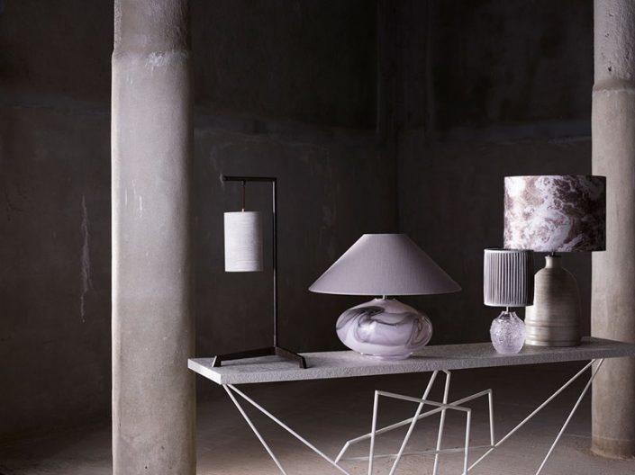Porta Romana Cosmos lampy stołowe 1