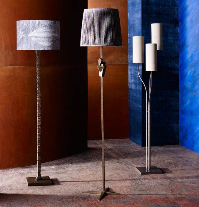 Porta Romana Elemental PR lampa podłogowa