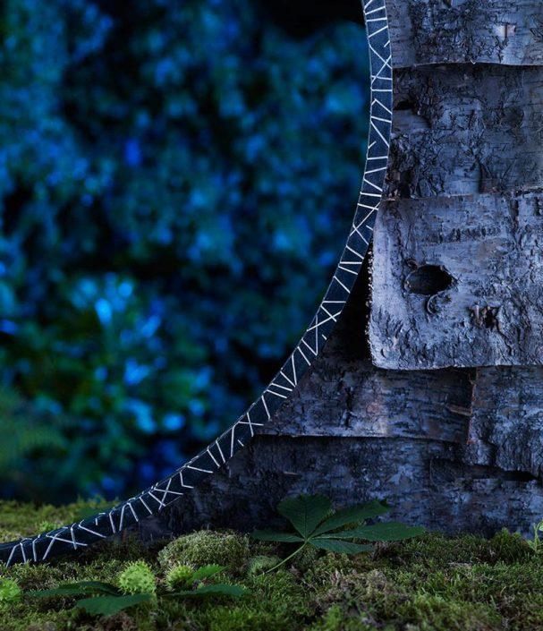 Porta Romana Enchanted Forest RUNES lustro