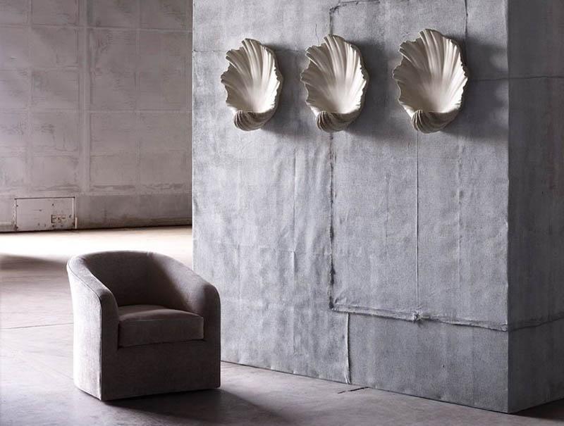 Porta Romana Evolution Scallop Shells