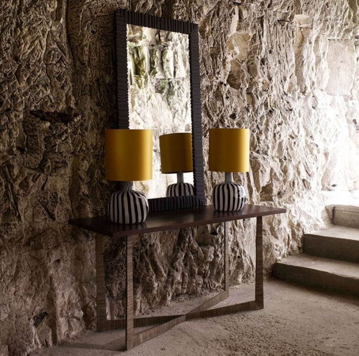 Porta Romana Nomad Jazz Lamps HoneyShade