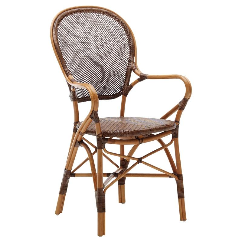 Krzesło z podłokietnikami Rossini Originals  Sika 1