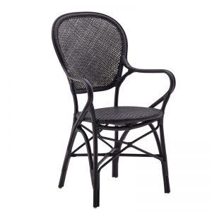Krzesło z podłokietnikami Rossini Originals  Sika 2