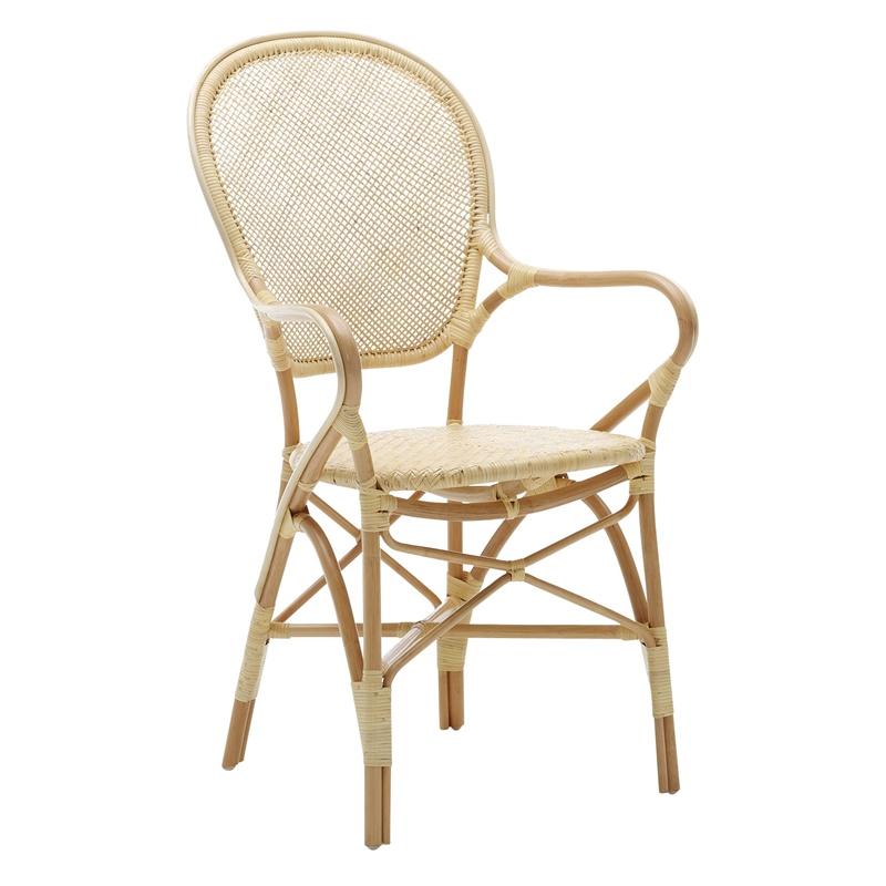 Krzesło z podłokietnikami Rossini Originals  Sika 4
