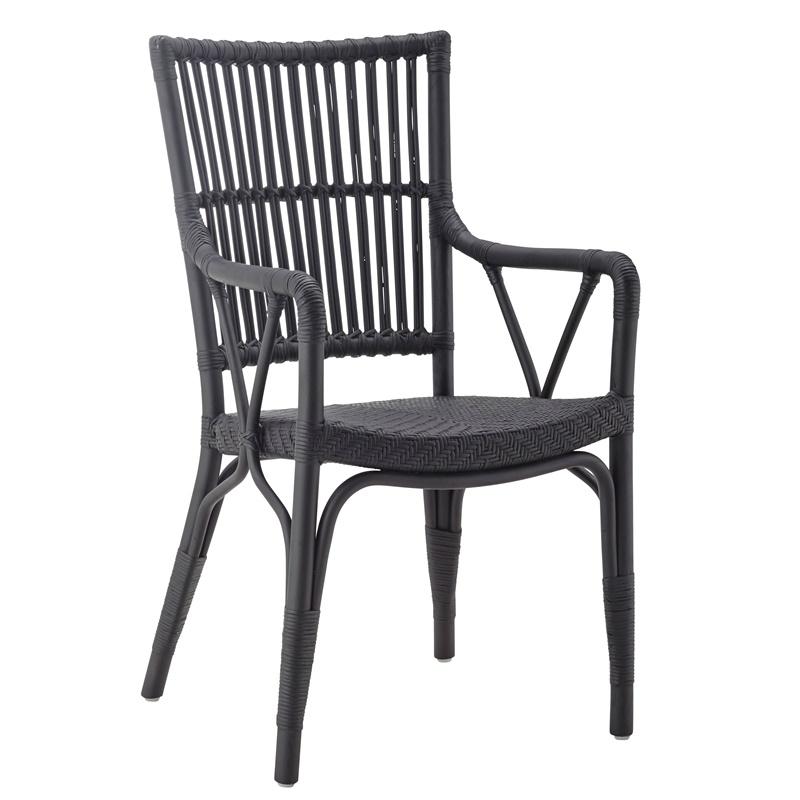 Krzesło z podłokietnikami Piano Originals  Sika 1